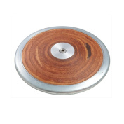 Nelco 1.6K Laminated Olympic Wood Discus