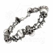 Alchemy Metal-Wear A103L No Mans Land Bracelet - Large