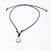 Bracelet - Delicate Goldfield Cross