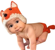 Baymete Baby Girls Boys Knit Crochet Costume Toddler Photo Photography Props Style 10