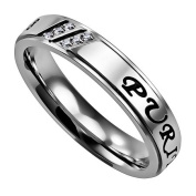 Spirit And Truth Jewellery 131197 Ring - Luxury - Purity - Size 5