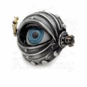 Alchemy Empire R178Q AutomatonS Eye Ring, Q - 8.5