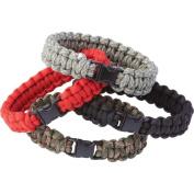 Maxam® 12pc Paracord Bracelet Set