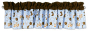 Trend Lab Cowboy Baby - Window Valance