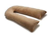 2.7m U Pillow Sapphire Collection Body/Bolster Support Maternity Pregnancy Support Pillow & U Case