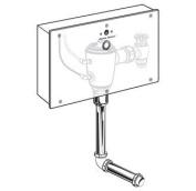 American Standard Concealed 0.5 GPF DC Urinal Wrist Blade Flush Valve with Back Spud