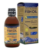 Wiley's Finest Peak Omega-3 Fish Oil - 250ml by Wiley's Finest