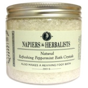 Napiers Refreshing Peppermint Bath Crystals - 200g