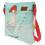 Santoro Kori Kumi Coated Cross Body Bag - Little Fishes