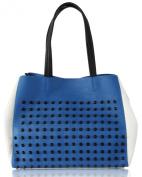 Steve Madden Women's Bcortage Tote Shoulder Bag - Blue