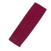 Mytoptrendz® Slim Stretch Fabric Headband Hair Band Kylie Hairband Dark Classic colour 6cm