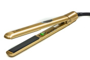 H2D VI Gold Line Professional Ionic and Infrared Hair Straighteners
