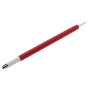 VANKER Red Stainless Steel Professional Semi-Permanent Makeup Cosmetic Manual Eyebrow Tattoo Pen