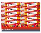 Agfa Photo Vista Plus 200 135-24 Camera Film