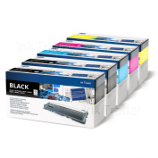 2x Black, 1x Cyan, Magenta & Yellow Compatible HP 312A Toners For use with HP Colour LaserJet Pro M476nw Printers - By Ink Trader