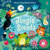 Jungle Sounds (Touchy-Feely Books) [Board book]