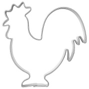 Rooster Cookie Cutter, Stainless Steel 6.5 CM