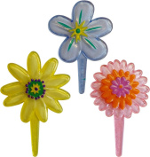 Flower Pick Cupcake Toppers