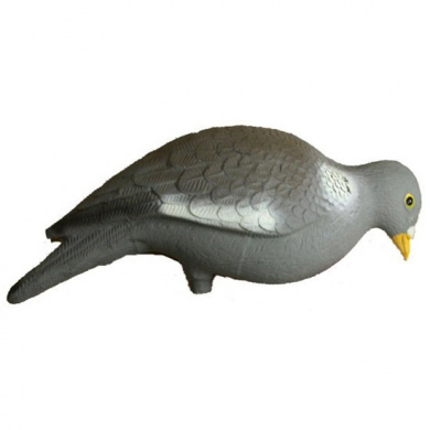 East Anglian - Full Bodied Pigeon Decoy - Feeding