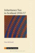 Inheritance Tax in Scotland, 2016/17