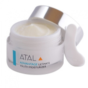 Moisturiser Day and Night Cream by ATAL - with Peptides Matrixyl 3000 and Matrixyl Synthe-6, Retinol, Hyaluronic Acid and Vitamin E - The Most Effective, Anti Wrinkle, Anti Ageing Moisturiser for Women and Men