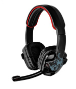 Trust GXT 340 7.1 Surround Gaming Headset for PC, Laptop - Black
