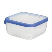 Curver 07489-082-00 Square Storage Container New Grand Chef 2.5 L transparent / Blue