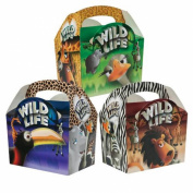 3 Wild Food Boxes