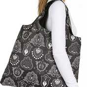 Envirosax Monochromatic b.3 Eco Reusable Shopping Bag - Black and White