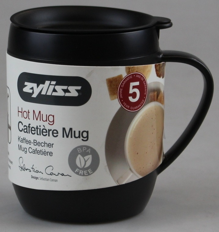 Pack Graphiteamp; Mug Cafe Of Smart Zyliss Red 2 Hot Cup One Coffee Cafetiere vbY7yf6g