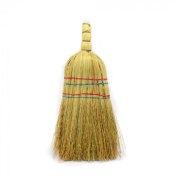 Traditional Corn broom Sweeping brush Yard brush Natural stable farm whisk straw