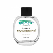 NY Patchouli Perfume Oil IMPRESSION with SIMILAR Accords to