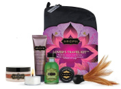 Kama Sutra Intimate Gift Sets & Fun Travel Kits LOVERS TRAVEL KIT