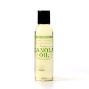 Canola (Rapeseed) Organic Carrier Oil - 250ml - 100% Pure