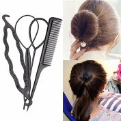 BephaMart Professional Hair Braid Tool Twist Styling Clip Stick Bun Maker Comb DIY Accessories Shipped and Sold by BephaMart