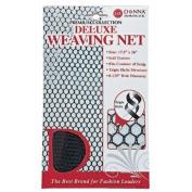 Donna's Premium Deluxe Weaving Net Fits Contour Of Scalp Soft Texture