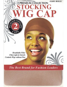 Donna's Premium Breathable Fibre Ultra Light Stretch Stocking Wig Cap