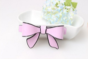 Candy Colour Acrylic Butterfly hair clip Butterfly Hair accessories for women Fashion Girl s Hair barrette, Purple