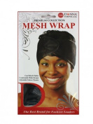 Donna's Premium Cool Mesh Fabric Comfortable Wide Adjustable Mesh Wrap