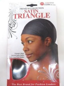 Donna's Premium Satin Triangle Works Great With Rollers