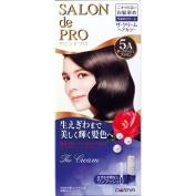 Salon De professional The cream hair colour (for grey hair) 5A Dark Ash Brown_ 50 + 50g