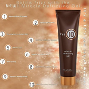 It's a 10 Miracle Defrizzing Gel 150mls