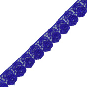 Blue Dress Embellishment Decorative Venise Lace Trim Sewing Crafting By The Yard