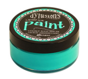Ranger Dylusions Paints - Calypso Teal