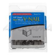 V-Nail Hard Framing Tool, 0.6cm , 200 V-Nails Per Box