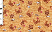 Barnyard Boogie by Blank Quilting - 100% Cotton, 110cm Wide by the yard