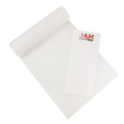 JAM Paper® Overlay Tissue Paper Pad - 23cm x 30cm - 7.7kg Onion Skin Paper - 48 sheets per pack