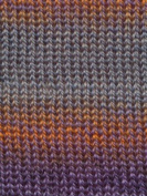 Kaleidoscope Yarn by Euro Baby Worsted (knitting fever) Colour #109 Dragonfly