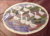 To The Pond Cross Stitch Kit #1972