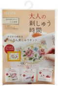 COSMO adult embroidery time elegant Rose No.7005